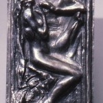 """Embracing Couple,"" by Auguste Rodin"